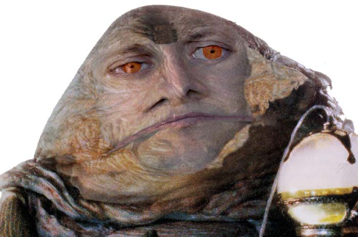 Jabba The Hut - Click image for video