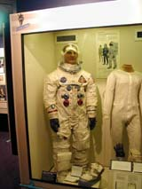 Science Museum - Astronaut (85 kbytes) - Click to enlarge