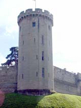Warwick Castle (75 kbytes) - Click to enlarge