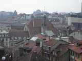 Lausanne, Rooftops (51 kbytes) - Click to enlarge