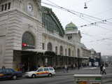 Basel, Railway Station (61 kbytes) - Click to enlarge