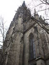 Basel, Cathedral (102 kbytes) - Click to enlarge