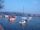 Zurich, Sailing Boats (48 kbytes) - Click to enlarge