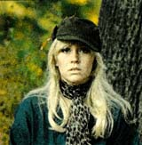 Abba's Agnetha (170 kbytes) - Click to enlarge