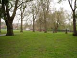 Battersea Park playing field (106 kbytes) - Click to enlarge