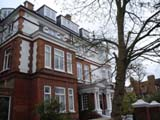 Apartments around Hampstead (110 kbytes) - Click to enlarge