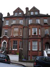 Apartments around Hampstead (123 kbytes) - Click to enlarge