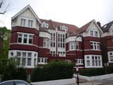 Apartments around Hampstead (65 kbytes) - Click to enlarge