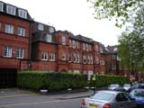 Apartments around Hampstead (86 kbytes) - Click to enlarge