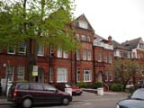 Apartments around Hampstead (90 kbytes) - Click to enlarge