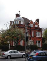 Apartments around Hampstead (103 kbytes) - Click to enlarge