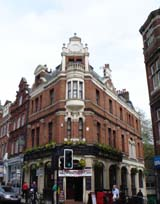 Apartments around Hampstead (119 kbytes) - Click to enlarge
