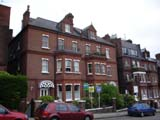 Apartments around Hampstead (74 kbytes) - Click to enlarge