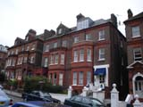 Apartments around Hampstead (71 kbytes) - Click to enlarge